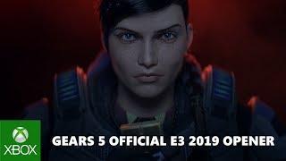 E3 2019 | Gears 5 ganha trailer inédito