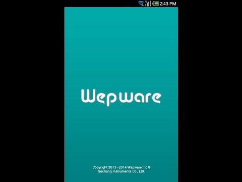 Video of Wepware