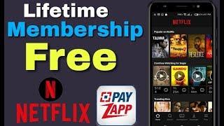 Lifetime free Netflix Membership || How to cancel membership