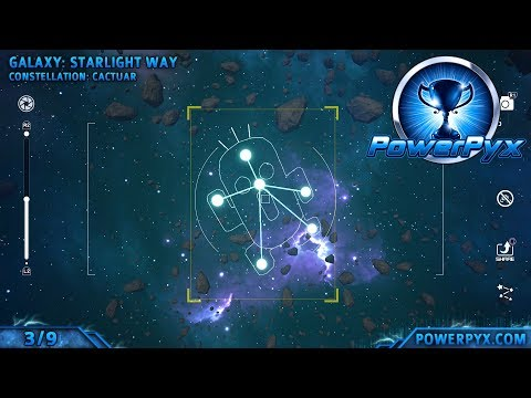 Kingdom Hearts 3 All Constellation Locations (Stargazer Trophy / Achievement Guide)