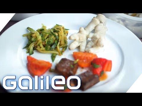 Die Diäten für die Abmagerung in den häuslichen Bedingungen auf 10