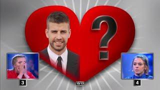 Spiel 8 - Wer liebt wen? - Schlag den Star