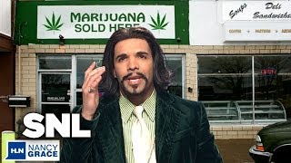 Nancy Grace: Legal Pot - SNL