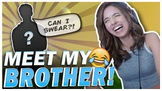 EPIC FORTNITE FAILS! POKI TEACHES HER BROTHER HOW TO SELLOUT?!