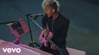 Machine Gun Kelly – drunk face/all I know/bloody valentine (Jimmy Kimmel Live 2021/Medley)