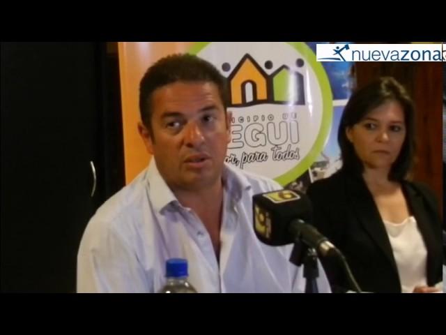 "Cristian Treppo: ""en el municipio de Seguí podemos mostrar todas las obras"""