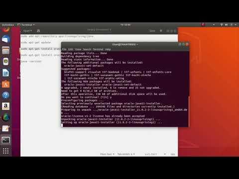 Ubuntu - Cài đặt java phiên bản mới nhất
