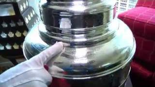 Following the Stanley Cup: Phil Pritchard Takes Trophy to Rogers Arena - dooclip.me