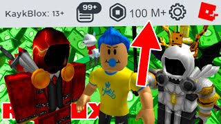 Top 5 RICHEST Roblox Players!