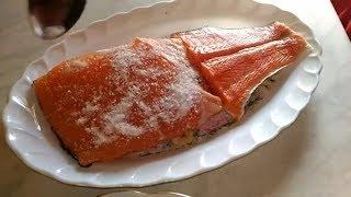 Самый вкусный рецепт красной рыбы. Архив 2017