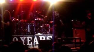 10 Years-Through the Iris-Odessa, TX 09 (@ Dos Amigos)