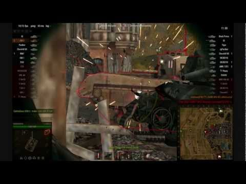 5000 DAMAGE game best moments - KV-3 - World of Tanks