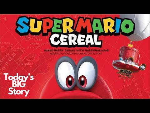 Today's BIG Story - Nintendo's cereal DRAMA comes to a close