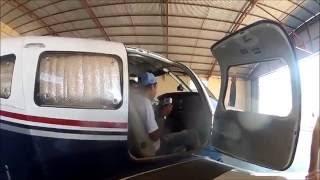 DOMINGO QUENTE no 14 BIS Aprendendo a pilotar Avião!!!