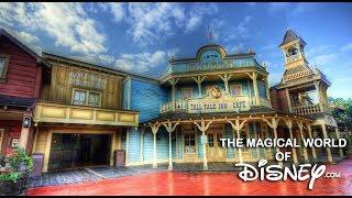 Frontierland Area Complete Music Loop - Magic Kingdom - Walt Disney World