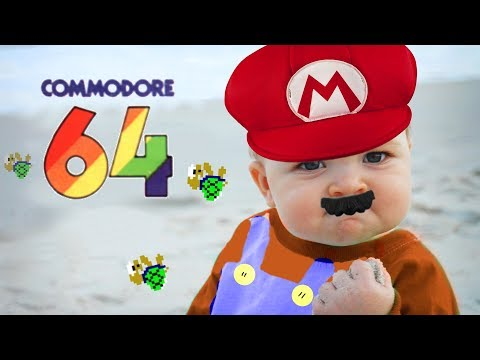It Took 7 Years, But Now You Can Play Super Mario Bros. On The Commodore 64