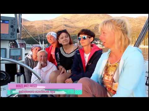 Reality Sailing 24 Rejs charytatywny Morze Możliwości z akcją Łap za Biust