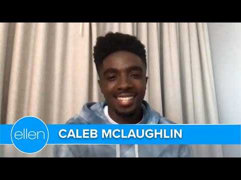 Caleb McLaughlin's Funny First Run-In with Anthony Anderson