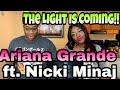 Ariana Grande, Nicki Minaj - The Light is Coming