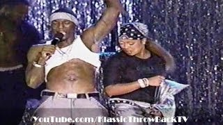 "Da Brat feat Tyrese - ""What Chu Like"" Live (2000)"