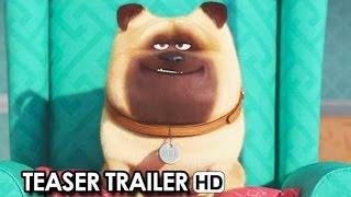 Pets - Vita da animali Teaser Trailer Italiano (2016) High Quality Mp3