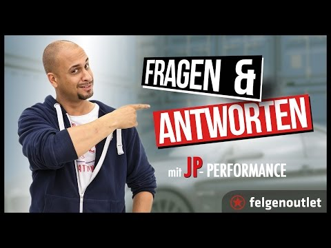 JP PERFORMANCE | FRAGEN UND ANTWORTEN | FelgenOutlet.de