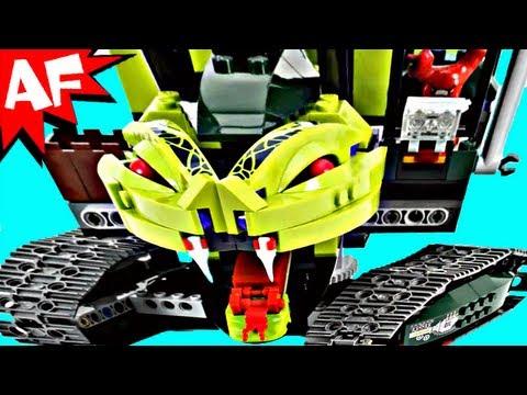 Vidéo LEGO Ninjago 9457 : La boule de destruction des Fangpyres