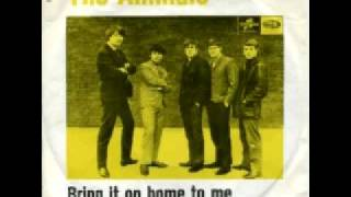 The Animals - For Miss Caulker