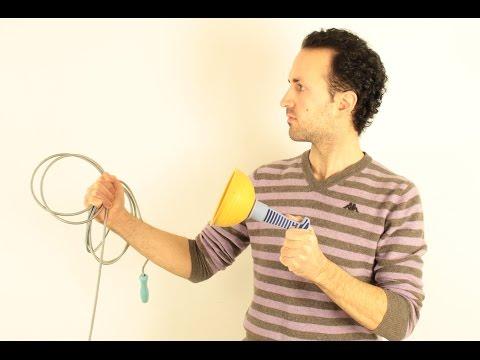 Sturare scarico lavandino bidet wc disotturare sifone tutorial guida completa