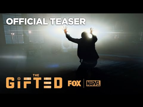 The Gifted (First Look Teaser)