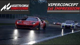 AC Competizione - Viperconcept