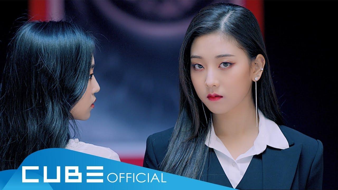 [Korea] MV : CLC - BLACK DRESS