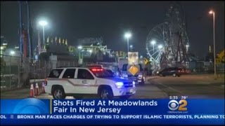 Shots Fired At Meadowlands Fair In NJ