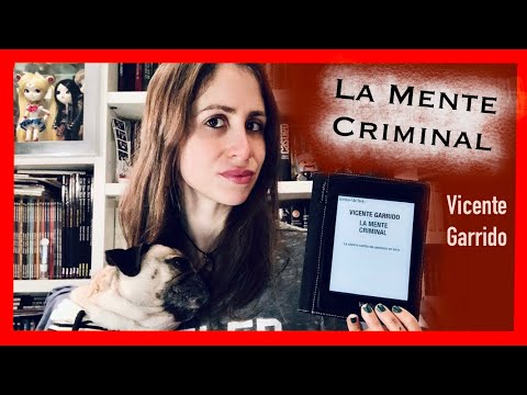 PennyBooks | La mente criminal  - Vicente Garrido | PENNYLINE - YouTube