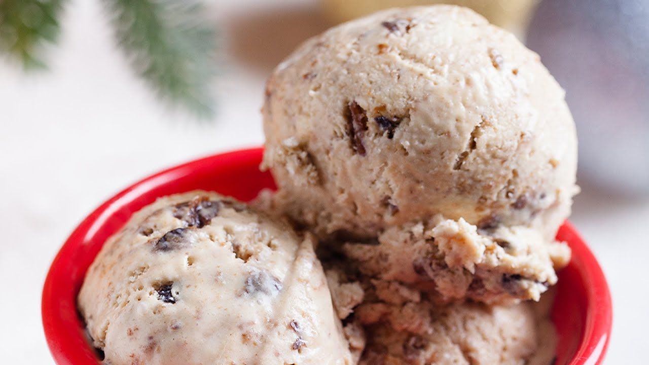 How to Make Mince Pie Ice Cream preview