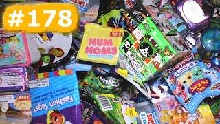 Random Blind Bag Box Episode #178 - Suprizamals, Num Noms, Shopkins Chef Club, Monster High, Twozies