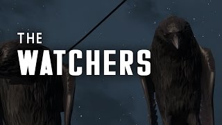 The Watchers - Institute Synth Bird Spies are Watching You - Fallout 4 Lore