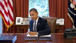 Obama Signs NDAA, ACLU Disgusted
