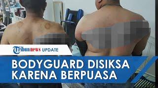 Dua 'Bodyguard' Diduga Dipukul hingga Dicambuk Majikan Gara-gara Jalani Ibadah Puasa