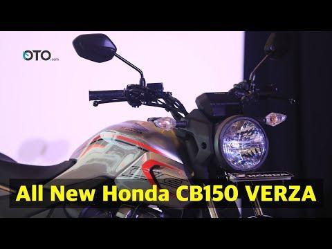 Peluncuran All New Honda CB150 Verza I OTO.com