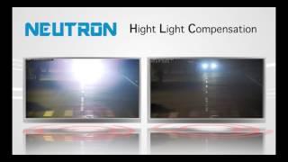 Neutron IP Kamera HLC High Light Compensation Özelliği