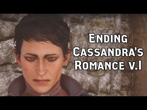 dragon age inquisition walkthrough ending a relationship