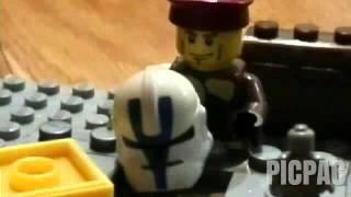 LEGO мультик, моё первое видео., Не судите строго #picpac #stopmotion #lego