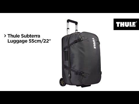 Thule Subterra Rolling Split 56L trolley