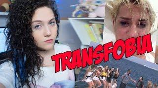 Romagaga, Beija Saco e a Transfobia de CADA DIA