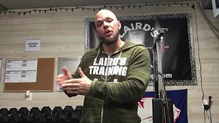 Ask Laird's Training Ep7 | What is Your Strength Programming & Training Philosophy?