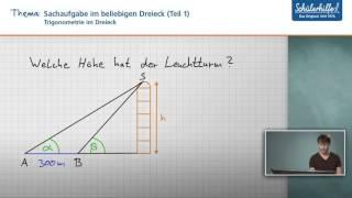 Besondere Linien im Dreieck - Mittelsenkrechte, Winkelhalbierende ...