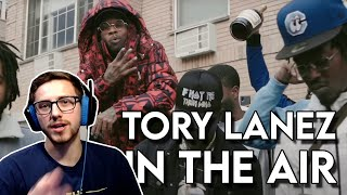 Tory Lanez - In The Air (Official Music Video) | REACTION!!