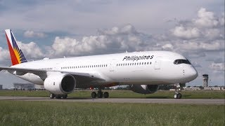 WATCH: Philippine Airlines NEW A350 Cabin Walkthrough