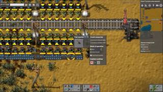 Factorio Tutorial: Smart Train Loader - Evenly Fill Chests